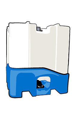 Blue mini bulk tank for calculator page