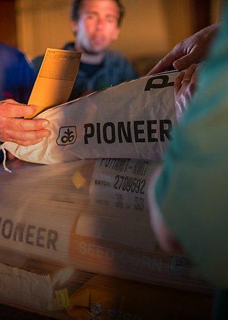 Pioneer Seed Bags