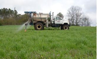 Stockdale farms pasture application