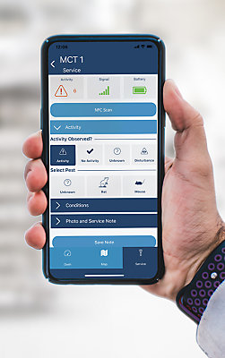 ActiveSense Mobile App Example