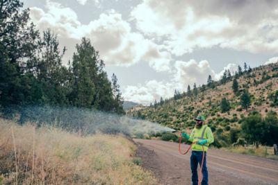 Roadside Herbicide Application