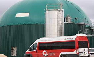 Analisi in impianto biogas