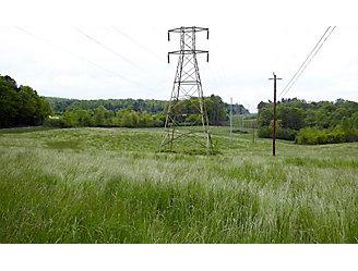 Utility ROW