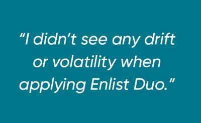 application drift volatility testimonial