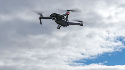 Drone Scouting