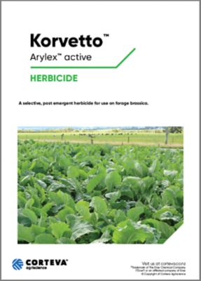 Korvetto technote