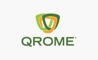 Image of Qrome logo