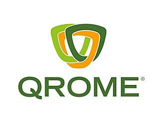 Qrome® logo