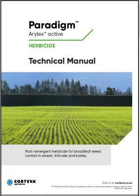 Paradigm Manual