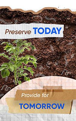 Soil Heath Card Container