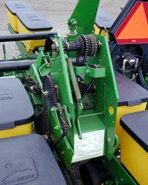 Planter transmission
