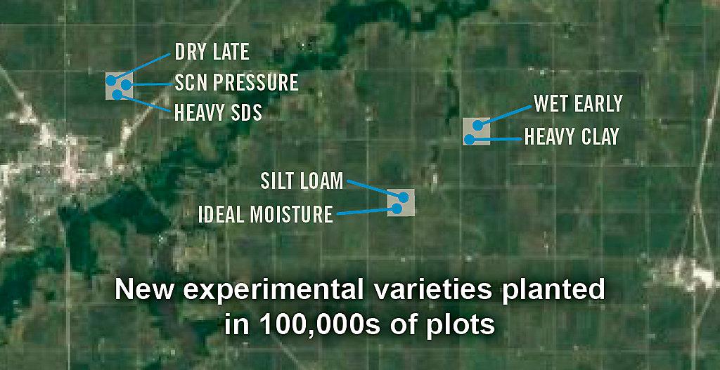 Research Plot Maps