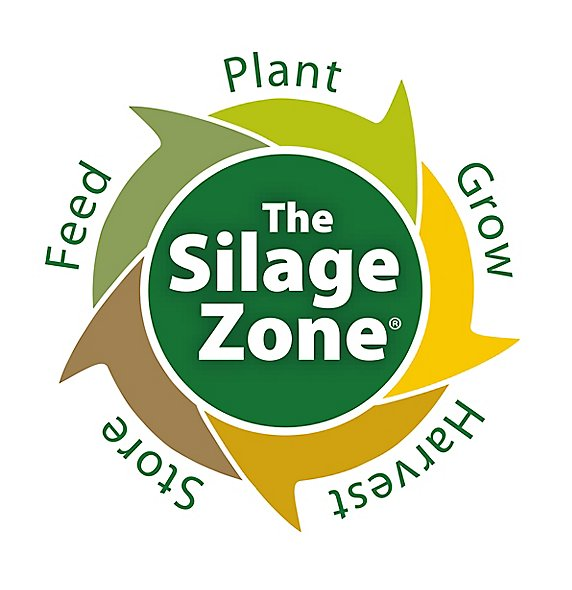 The Silage Zone® logo