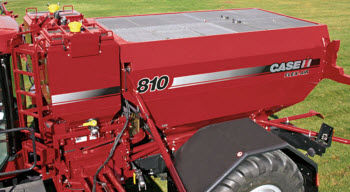 Equipment advances allow for accurate fixed- or variable-rate application of dry fertilizer.