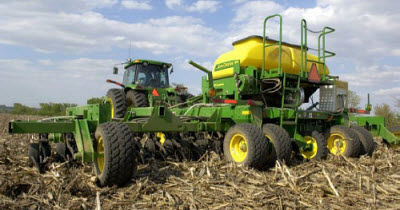 No-tillage crop production