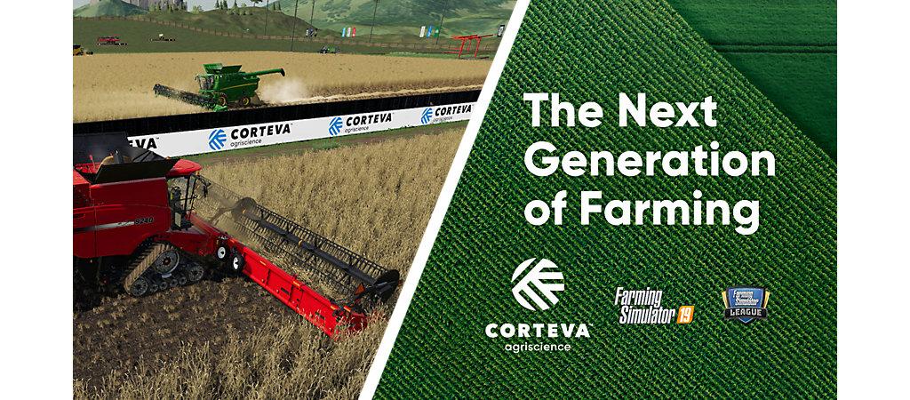 Corteva - Farming Simulator League