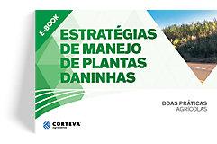 Estratégias de Manejo de Plantas Daninhas