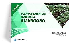 Plantas daninhas no Brasil: Amargoso
