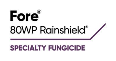 Fore® 80WP Rainshield product logo