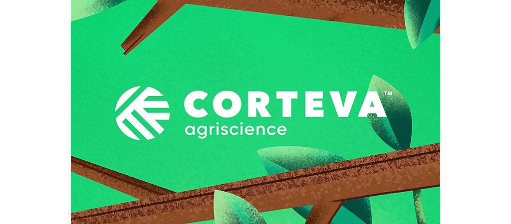 Graphic of Coreteva Agriscience logo