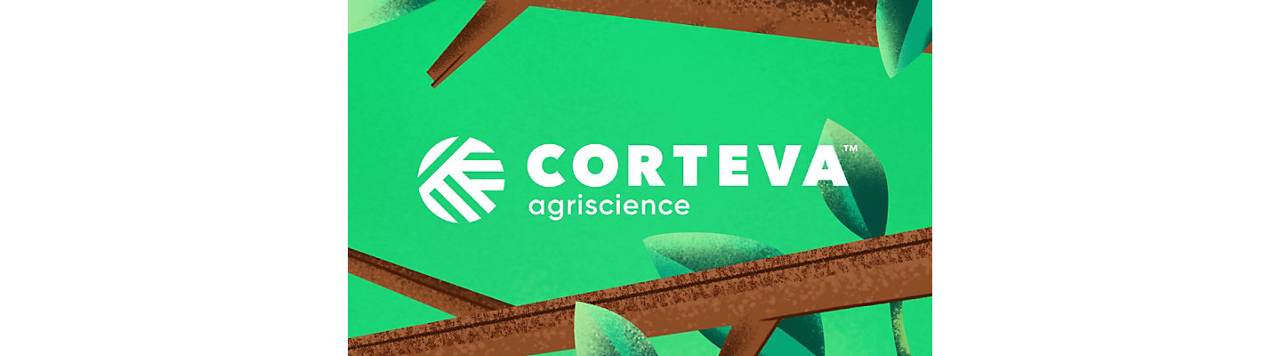 Graphic of Coreteva Agriscience logo