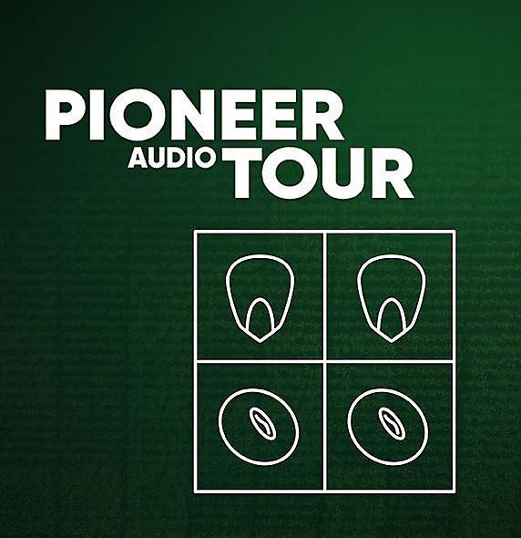 Pioneer Audio Tour - Germplasm Library stop