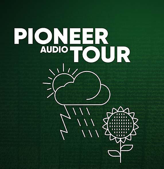 Pioneer Audio Tour - Sunflower Research Center