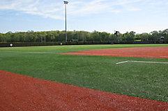 imge of baseball infield