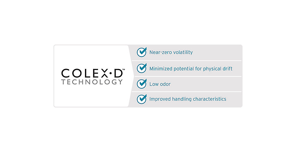 Colex-D Technology inforgraphic
