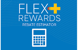 Flex+ Rewards Estimator