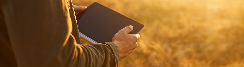 Mobile tablet image