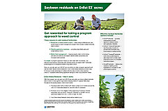 Soybean Residuals on Enlist E3™ Acres Resource Guide