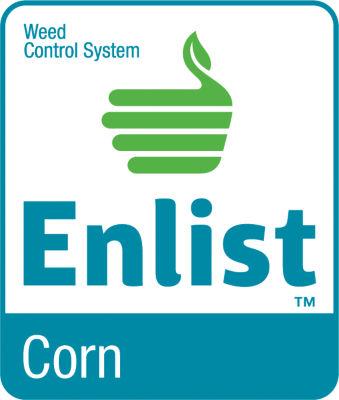 Enlist Corn logo