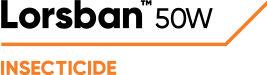 Lorsban 50W Insecticide Logo