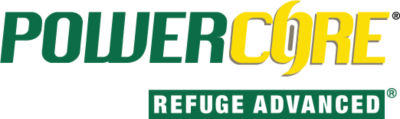 PowerCore Refuge Advanced logo