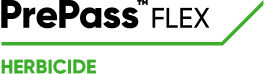 PrePass Flex Herbicide Logo