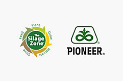 Image of Pioneer and Silage Zone logo