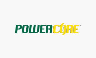 Image of Powercore logo