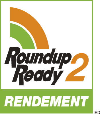 Logo Roundup Ready 2 Rendement