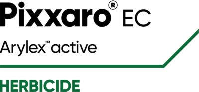 Pixxaro EC Arylex active Herbicide product logo
