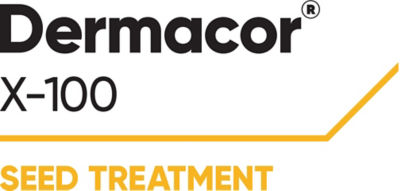 Dermacor X-100 seed treatment logo