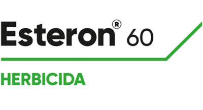 Logotipo Esteron 60