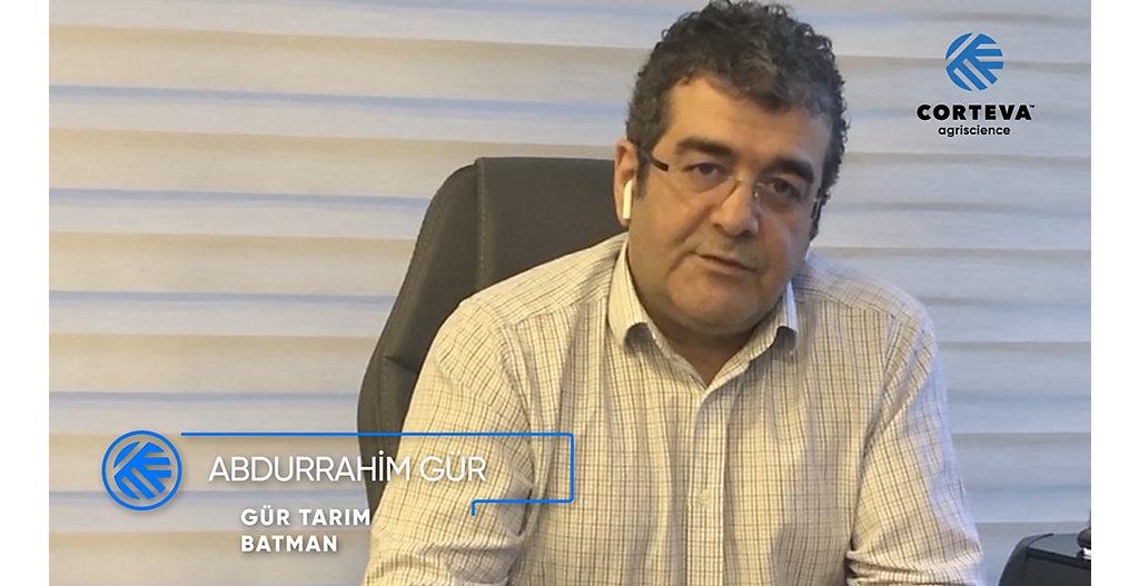Abdurrahim Gür - Paydaş İletişimi Projesi