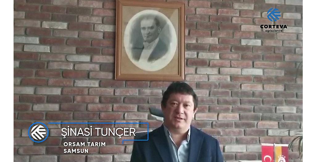 Şinasi Tunçer - Paydaş İletişimi Projesi