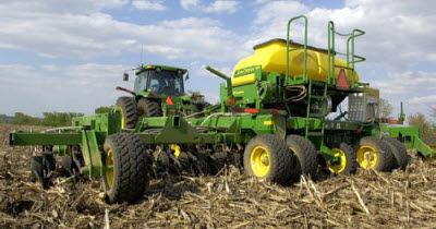 No-tillage crop production