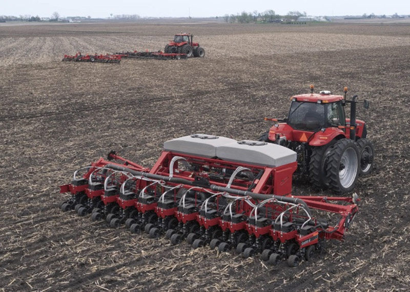 Soybeans may respond differently than corn to seeding rate changes.